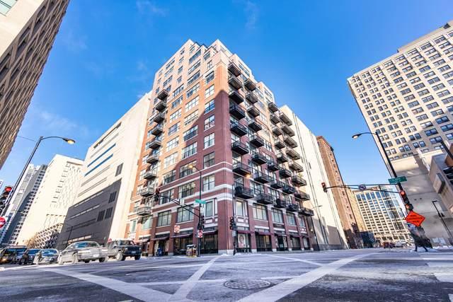 547 S Clark Street #903, Chicago, IL 60605 (MLS #11075010) :: Ryan Dallas Real Estate