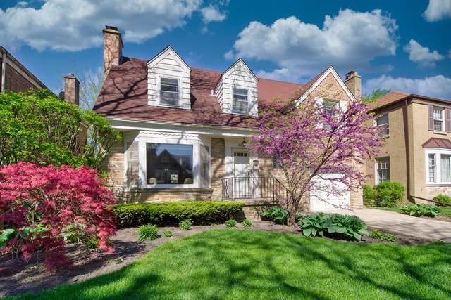 6628 Trumbull Avenue, Lincolnwood, IL 60712 (MLS #11075101) :: Helen Oliveri Real Estate