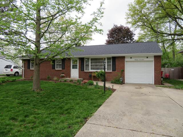 1917 Clover Lane, Champaign, IL 61821 (MLS #11075104) :: The Spaniak Team