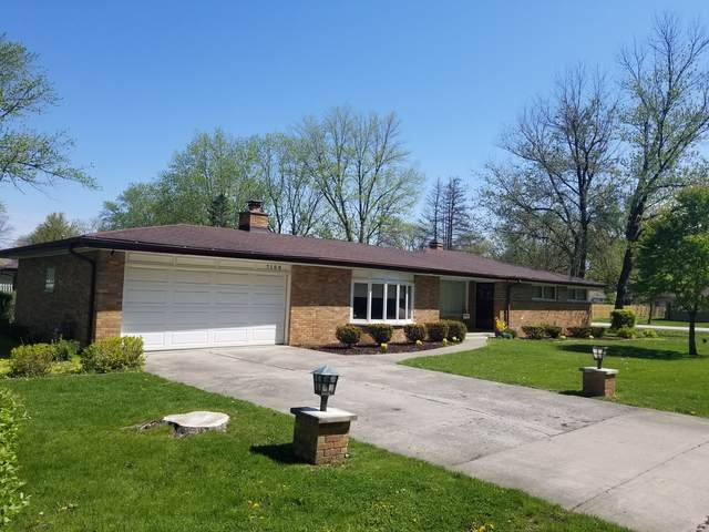 7100 W 131st Street, Palos Heights, IL 60463 (MLS #11075154) :: Helen Oliveri Real Estate