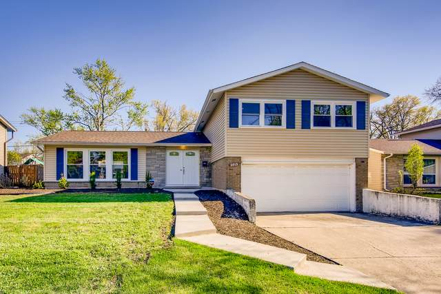 2713 Knollwood Place, Hazel Crest, IL 60429 (MLS #11075179) :: Carolyn and Hillary Homes