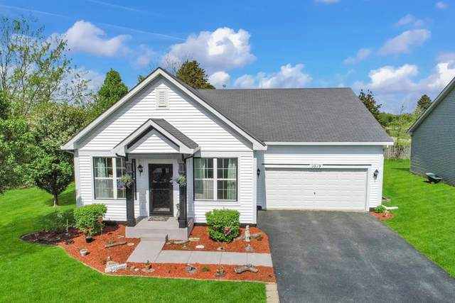 1019 Wilbe Street, Plano, IL 60545 (MLS #11075190) :: Helen Oliveri Real Estate