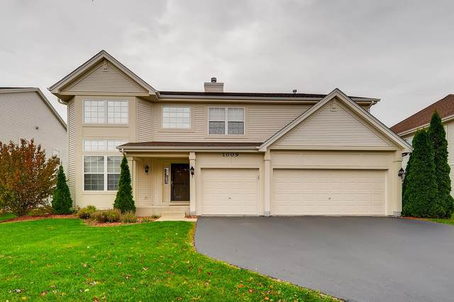 1009 S Butterfield Lane, Round Lake, IL 60073 (MLS #11075236) :: Helen Oliveri Real Estate