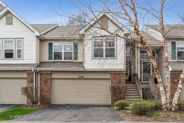 3149 Saganashkee Lane, Naperville, IL 60564 (MLS #11075252) :: Helen Oliveri Real Estate