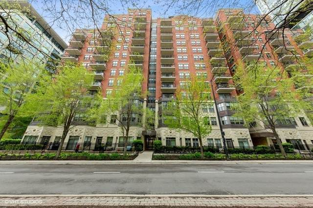 1250 S Indiana Avenue #211, Chicago, IL 60605 (MLS #11075292) :: Helen Oliveri Real Estate