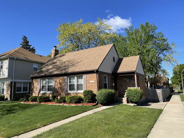 614 Newcastle Avenue, Westchester, IL 60154 (MLS #11075298) :: The Spaniak Team