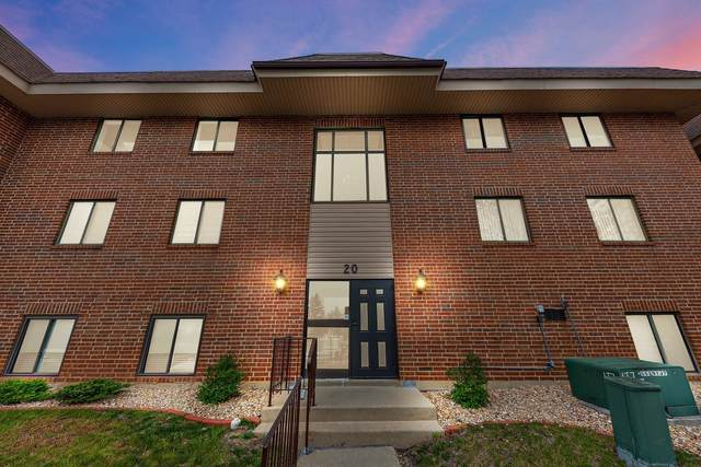 20 E Fountainview Lane 3A, Lombard, IL 60148 (MLS #11075303) :: Littlefield Group