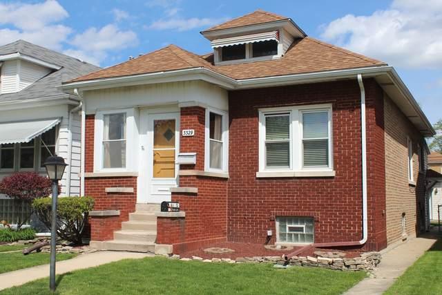 3329 Park Avenue, Brookfield, IL 60513 (MLS #11075304) :: Helen Oliveri Real Estate
