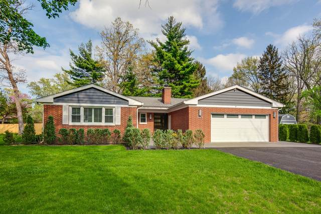 1143 S Beverly Place, Lake Forest, IL 60045 (MLS #11075364) :: The Spaniak Team