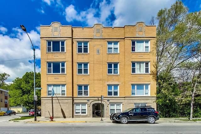 5300 N Kedzie Avenue #3, Chicago, IL 60625 (MLS #11075407) :: Helen Oliveri Real Estate