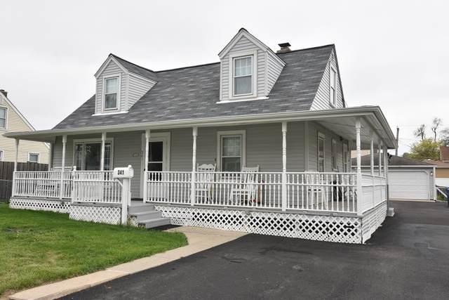 341 Dewey Avenue, Northlake, IL 60164 (MLS #11075440) :: Helen Oliveri Real Estate
