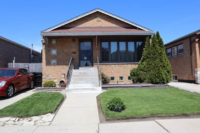 4528 W Marquette Road, Chicago, IL 60629 (MLS #11075524) :: Littlefield Group