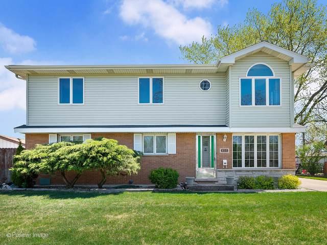 9213 Homestead Lane, Bridgeview, IL 60455 (MLS #11075538) :: Helen Oliveri Real Estate