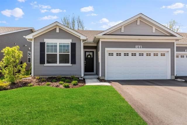 322 Sussex Lane, North Aurora, IL 60542 (MLS #11075577) :: BN Homes Group