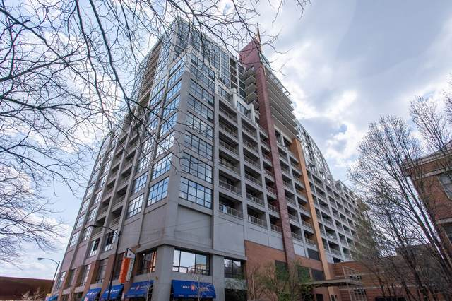 1530 S State Street #703, Chicago, IL 60605 (MLS #11075578) :: Helen Oliveri Real Estate