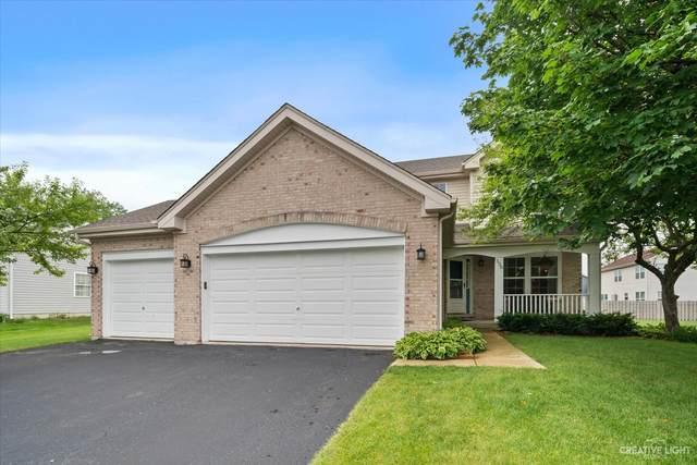 530 Treasure Drive, Oswego, IL 60543 (MLS #11075601) :: Suburban Life Realty