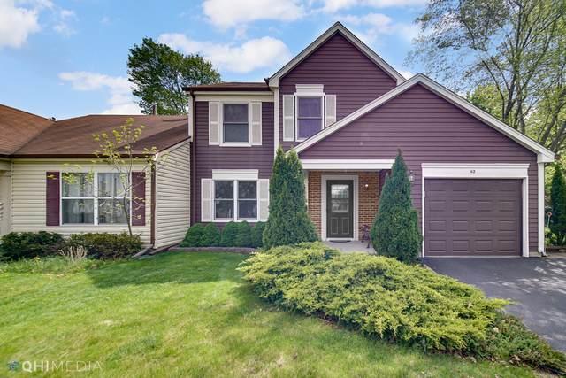62 Sandhurst Road #62, Mundelein, IL 60060 (MLS #11075681) :: Helen Oliveri Real Estate