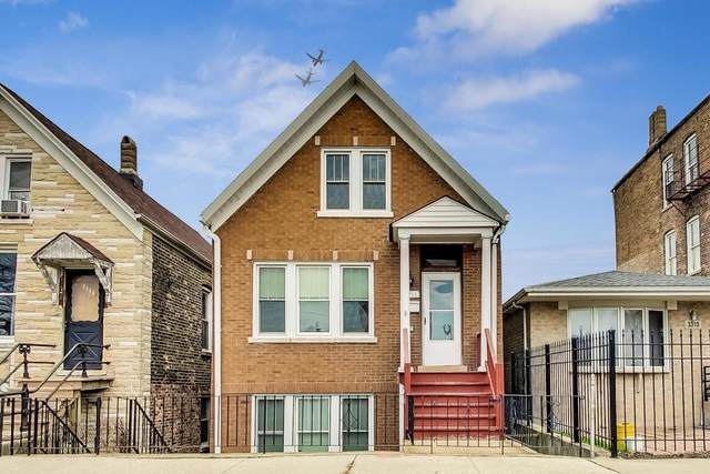 3312 S Hamilton Avenue, Chicago, IL 60608 (MLS #11075703) :: Littlefield Group