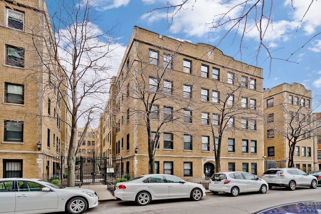 636 W Waveland Avenue 3F, Chicago, IL 60613 (MLS #11075727) :: Suburban Life Realty