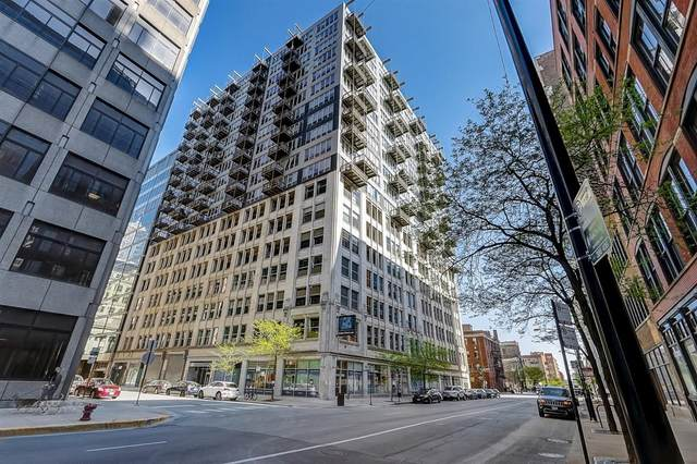565 W Quincy Street #808, Chicago, IL 60661 (MLS #11075728) :: Helen Oliveri Real Estate