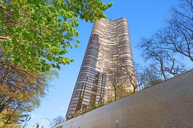 505 N Lake Shore Drive #4909, Chicago, IL 60611 (MLS #11075741) :: Helen Oliveri Real Estate