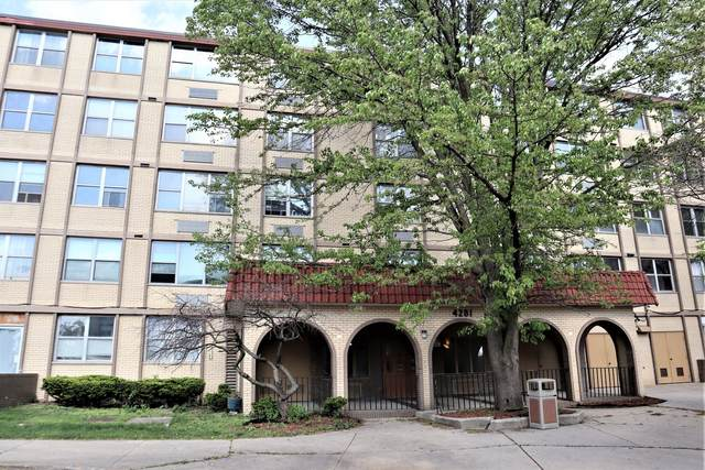 4281 W 76th Street C2-307, Chicago, IL 60652 (MLS #11075766) :: Littlefield Group