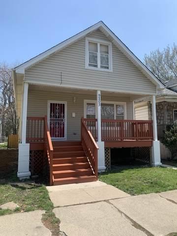 9203 S Blackstone Avenue, Chicago, IL 60619 (MLS #11075775) :: Helen Oliveri Real Estate