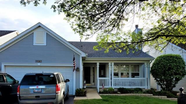 21263 W Redwood Drive, Plainfield, IL 60544 (MLS #11075812) :: Carolyn and Hillary Homes