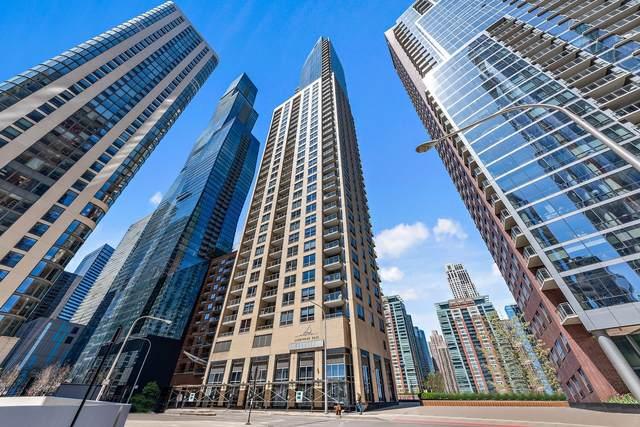 420 E Waterside Drive #2902, Chicago, IL 60601 (MLS #11075902) :: Helen Oliveri Real Estate