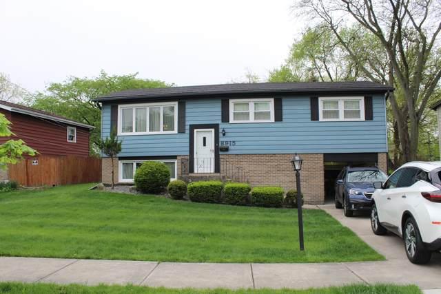 8915 Sandra Lane, Hickory Hills, IL 60457 (MLS #11075979) :: Littlefield Group