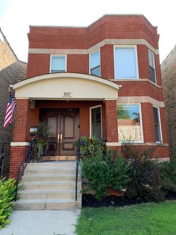 3537 N Oakley Avenue, Chicago, IL 60618 (MLS #11075982) :: Touchstone Group