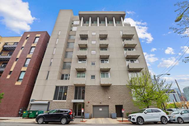 950 W Erie Street #603, Chicago, IL 60642 (MLS #11076042) :: Helen Oliveri Real Estate