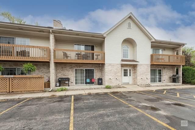 800 Madison Street 1B, Lockport, IL 60441 (MLS #11076043) :: Helen Oliveri Real Estate