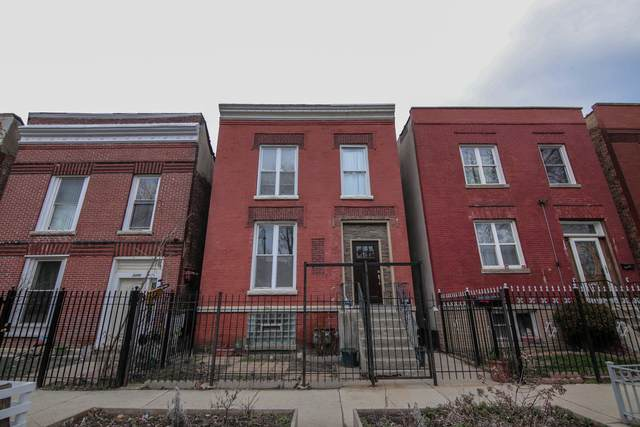 3444 W 23rd Street, Chicago, IL 60623 (MLS #11076048) :: Carolyn and Hillary Homes