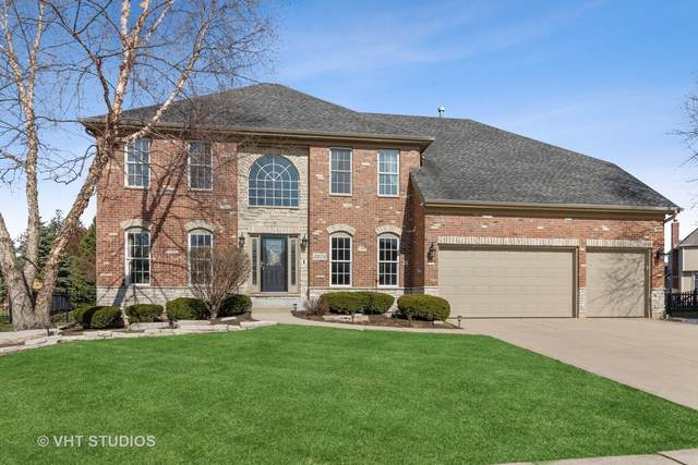 3972 Bluejay Lane, Naperville, IL 60564 (MLS #11076118) :: The Spaniak Team