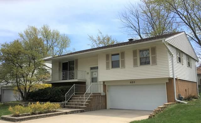 637 Sycamore Road, Buffalo Grove, IL 60089 (MLS #11076150) :: Helen Oliveri Real Estate