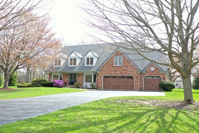 31 Oak Creek Drive, Yorkville, IL 60560 (MLS #11076174) :: Carolyn and Hillary Homes