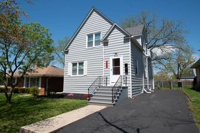 193 7th Place, Chicago Heights, IL 60411 (MLS #11076187) :: BN Homes Group