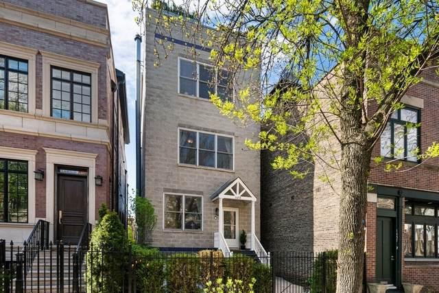 1455 W Wolfram Street A, Chicago, IL 60657 (MLS #11076192) :: Helen Oliveri Real Estate