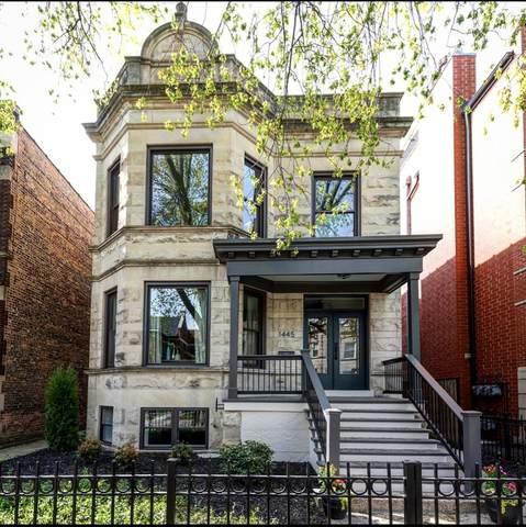 1445 W Farragut Avenue, Chicago, IL 60640 (MLS #11076228) :: Carolyn and Hillary Homes