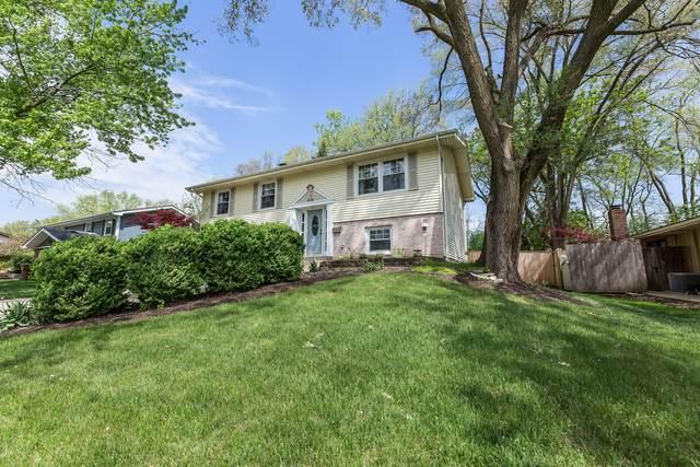 21W474 Buckingham Road, Glen Ellyn, IL 60137 (MLS #11076311) :: Helen Oliveri Real Estate
