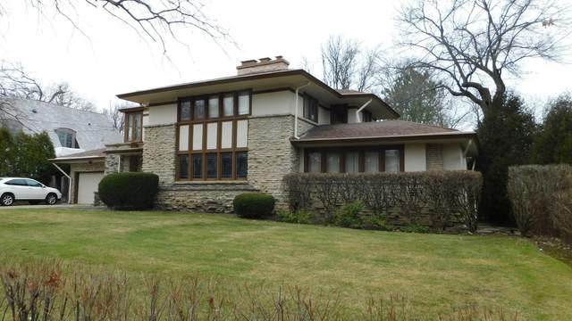 1015 Starr Road, Winnetka, IL 60093 (MLS #11076321) :: Helen Oliveri Real Estate