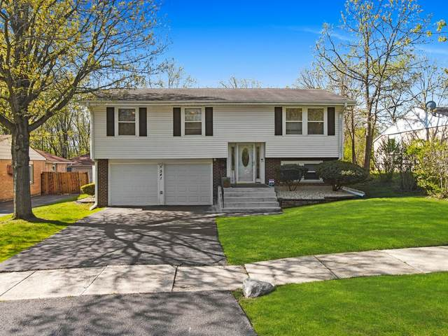 541 Circle Drive, University Park, IL 60484 (MLS #11076337) :: Helen Oliveri Real Estate