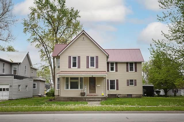 207 W Oak Street, Fairbury, IL 61739 (MLS #11076448) :: Ani Real Estate