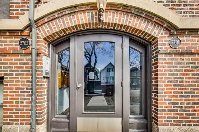 2703 N Wilton Avenue #3, Chicago, IL 60614 (MLS #11076458) :: John Lyons Real Estate