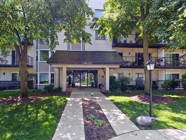 8630 Waukegan Road #418, Morton Grove, IL 60053 (MLS #11076495) :: Helen Oliveri Real Estate