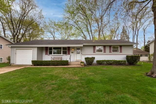 1157 E Sayles Drive, Palatine, IL 60074 (MLS #11076519) :: Helen Oliveri Real Estate