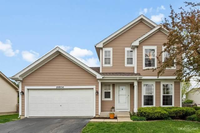 20854 W Ames Court, Plainfield, IL 60544 (MLS #11076530) :: Helen Oliveri Real Estate