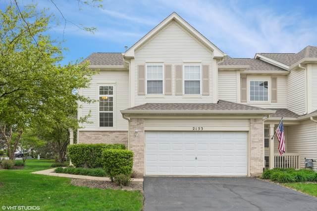 2153 Sunrise Circle #2153, Aurora, IL 60503 (MLS #11076535) :: Carolyn and Hillary Homes
