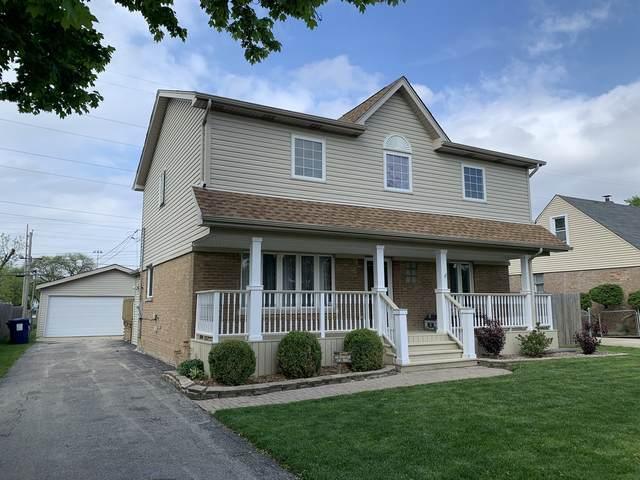 7732 Suburban Lane, Bridgeview, IL 60455 (MLS #11076589) :: Helen Oliveri Real Estate